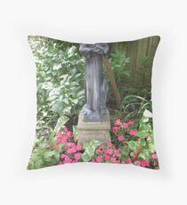 Saint Francis of Assisi Throw Pillow