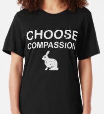 Choose Compassion Slim Fit T-Shirt