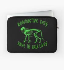 Radioactive Cats Laptop Sleeve