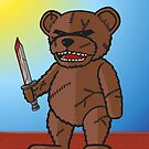 Deaddy Bear by Donald Norby
