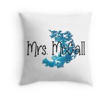 Scott McCall's Wife Throw Pillow