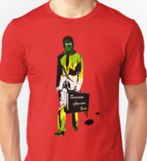 Terrorists often wear suits (BP edition) Unisex T-Shirt