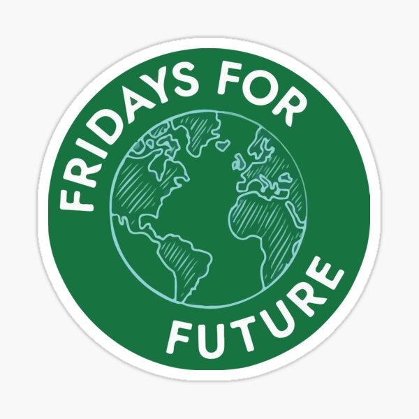 Fridays for Future  Sticker