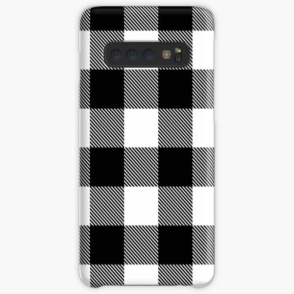 Lumberjack - White/Black Samsung Galaxy Snap Case