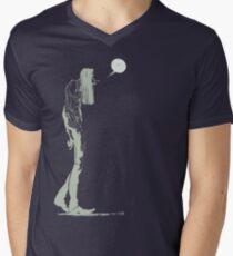 Uffas Men's V-Neck T-Shirt