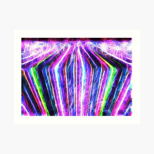 Speed of Light !!! (Landscape) Art Print