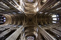 Saint Eustache, Paris by Revenant