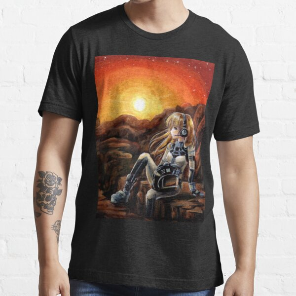 Music From Mars Essential T-Shirt
