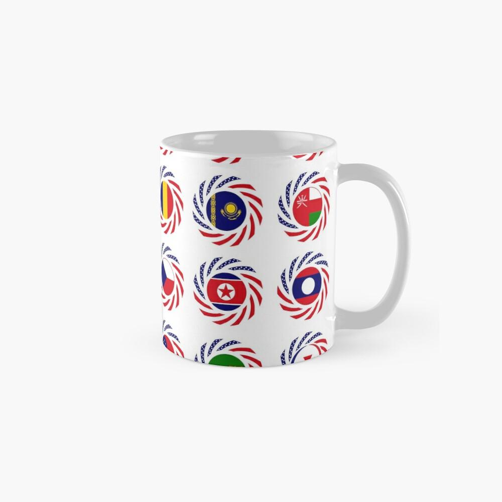 We Are America Multinational Patriot Flag Collective 2.0 Mug