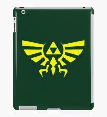 hyrule crest iPad Case/Skin