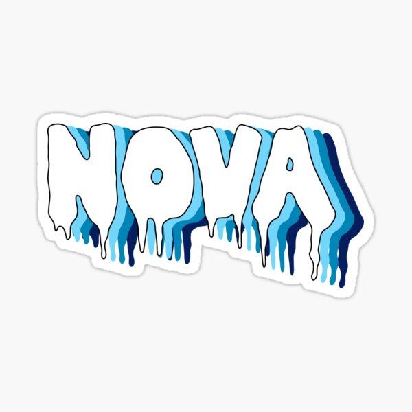 Nova Drip Sticker