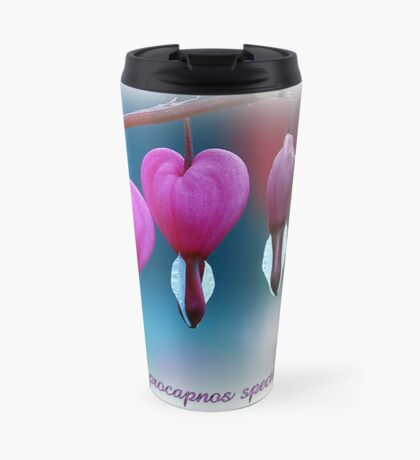 Lamprocapnos spectabilis Travel Mug