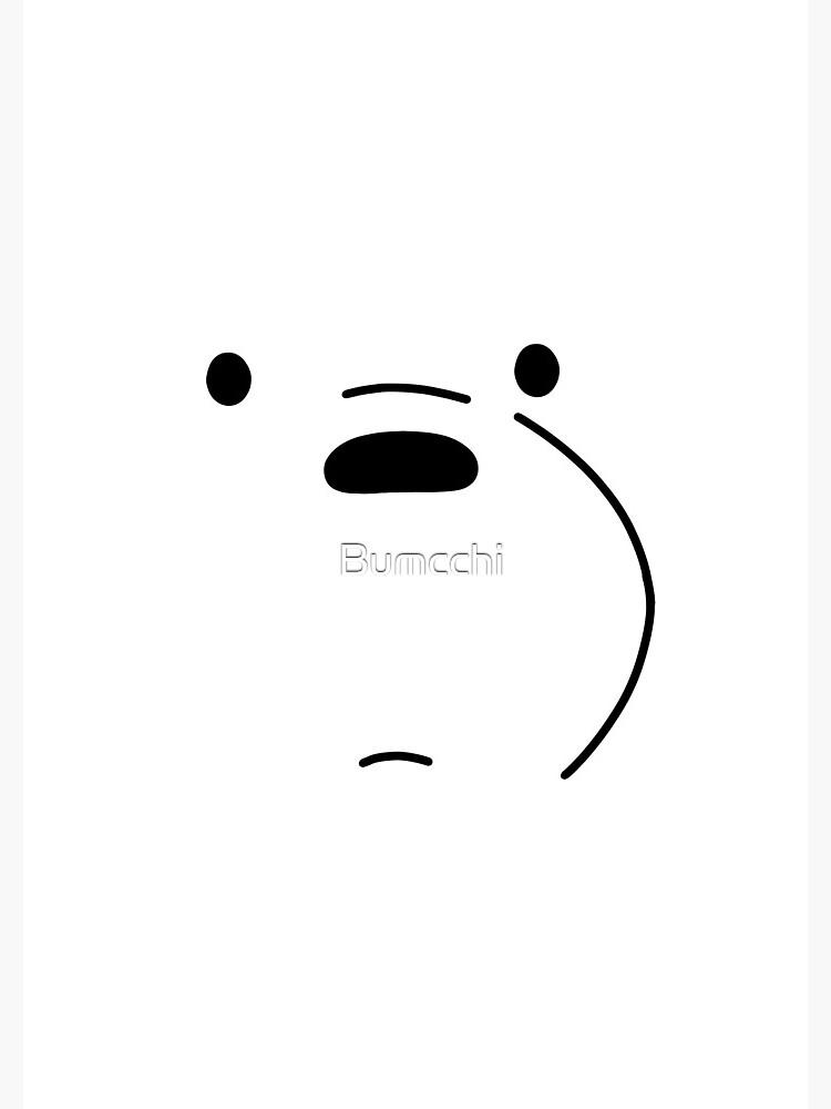 Polar Bear - We Bare Bears by Bumcchi