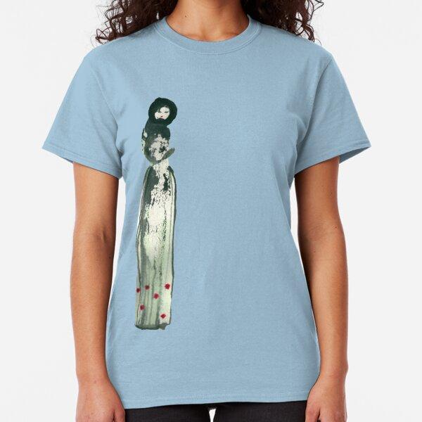 donna sarda alta Classic T-Shirt