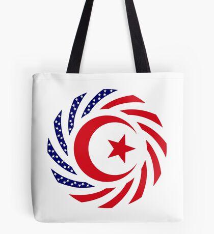 Muslim American Multinational Patriot Flag Series 1.0 Tote Bag