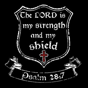 My Strength and My Shield by ThreadofLife
