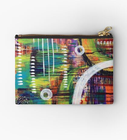 Guidance from the Self: Inner Power Painting Studio Pouch