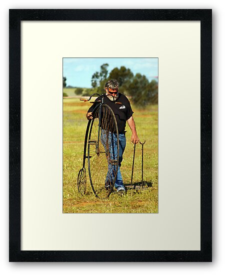PENNY FARTHING by Helen Akerstrom Photography