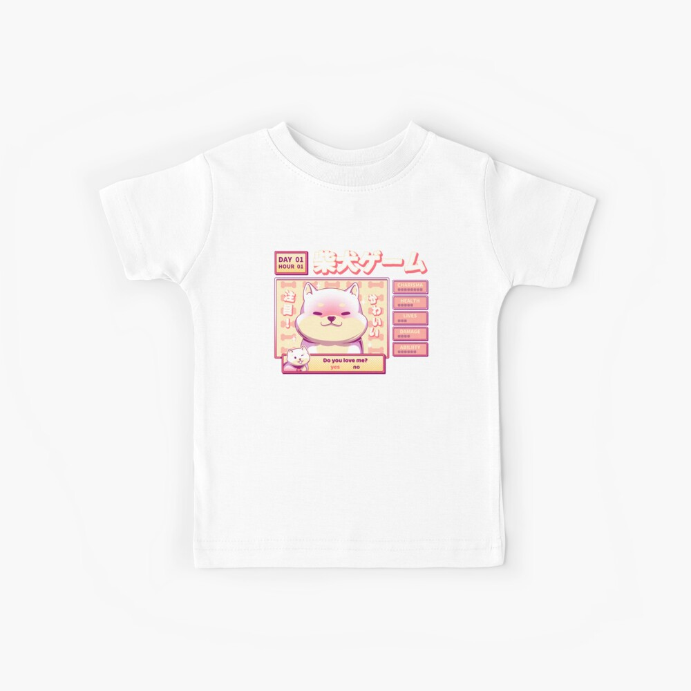 Shiba Novel Kids T-Shirt