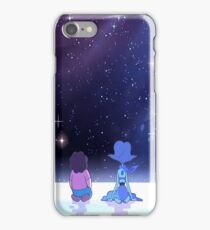 Lapis and Steven  iPhone Case/Skin