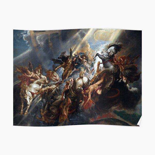 Peter Paul Rubens The Fall of Phaeton Poster