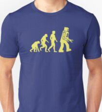 Sheldon Robot Evolution Unisex T-Shirt