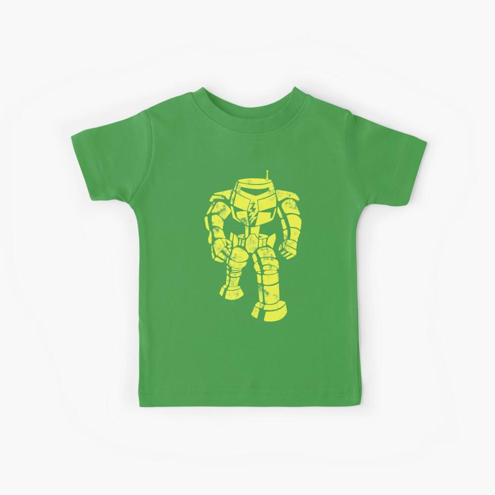 Sheldon Bot Camiseta para niños