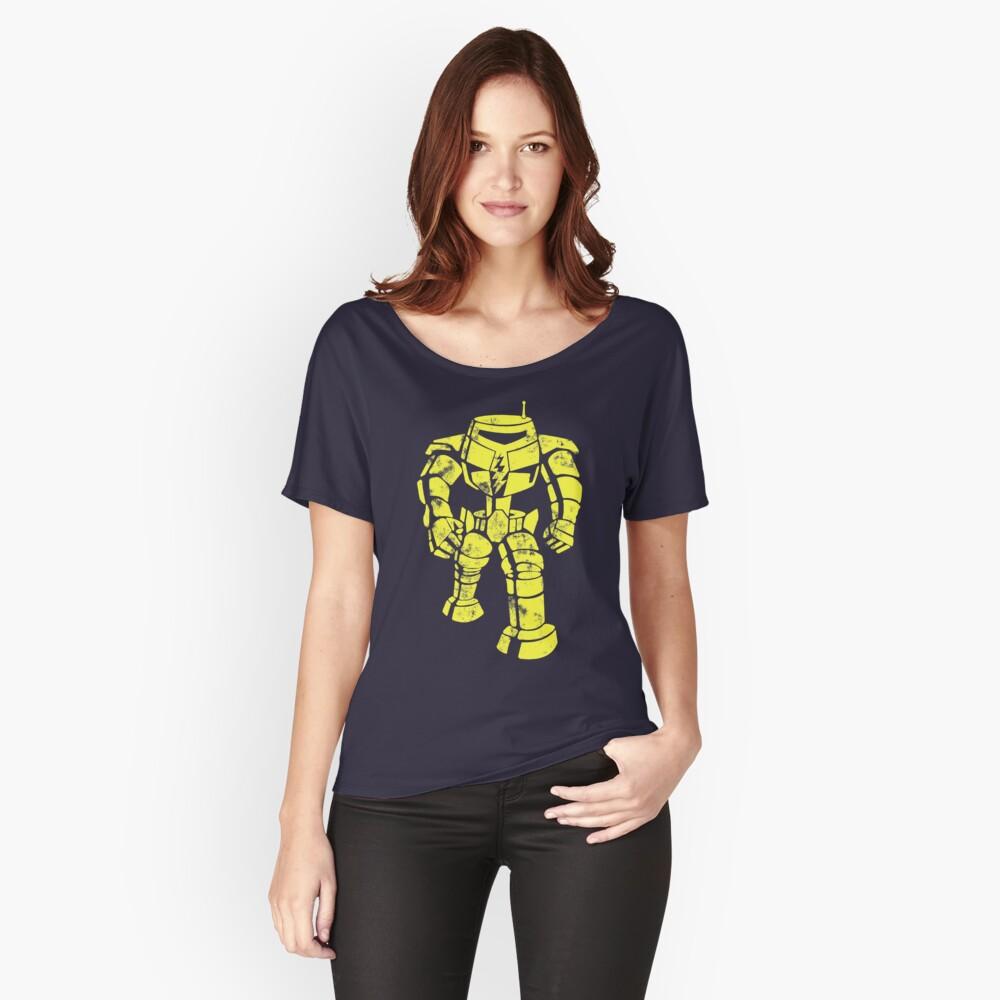 Sheldon Bot Loose Fit T-Shirt