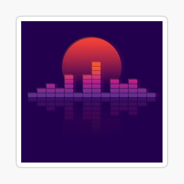 Audio Thrills Sticker