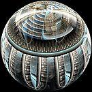 Spherical Library by Leoni Mullett