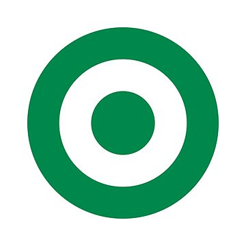 Green Roundel by vintage-shirts