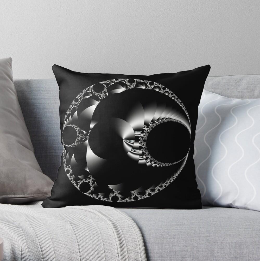 Mandelbrot 20190507-014 Throw Pillow