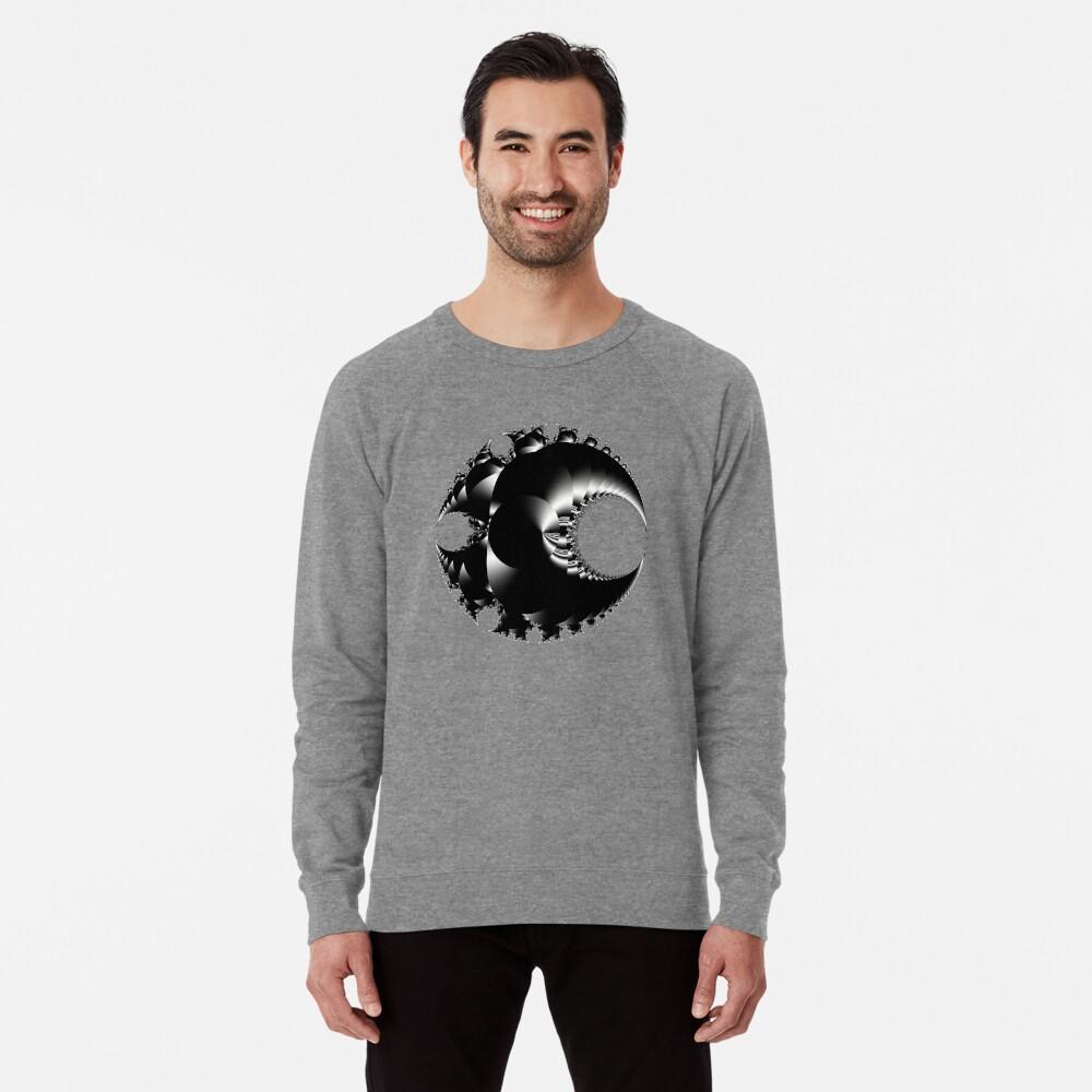 Mandelbrot 20190507-014 Lightweight Sweatshirt