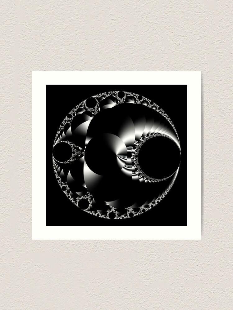 Alternate view of Mandelbrot 20190507-014 Art Print