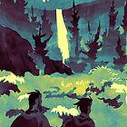 «Visitantes Multnomah» de JMFenner