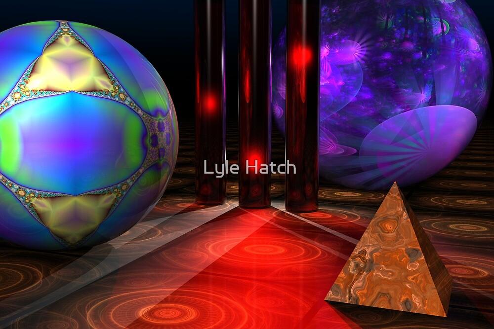Merlin's Playground by Lyle Hatch
