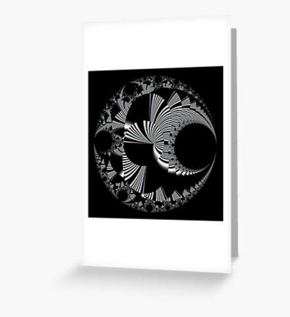 Mandelbrot 20190507-015 Greeting Card