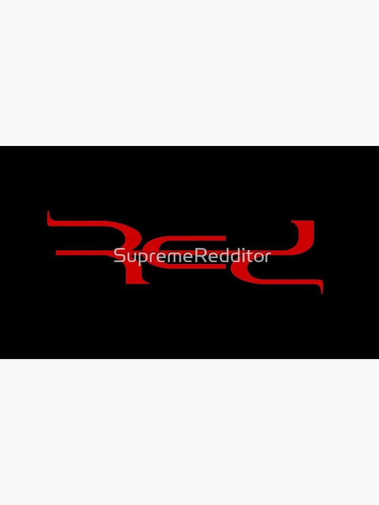 Red Band Logo by SupremeRedditor