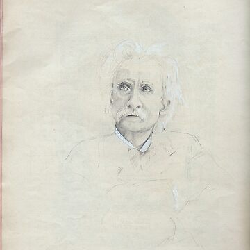 Grieg's Portrait by pbworks