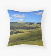 Archies Creek Victoria Australia Throw Pillow