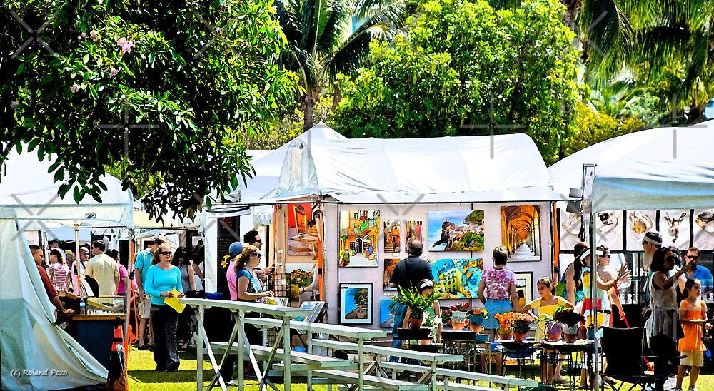 The Art Fair by photorolandi
