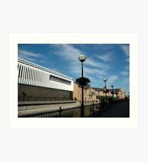 chelmsford town Art Print
