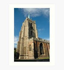 chelmsford cathedral Art Print