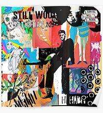 Still Woozy Album Art Poster