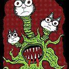 «Kitty Monster» de jarhumor