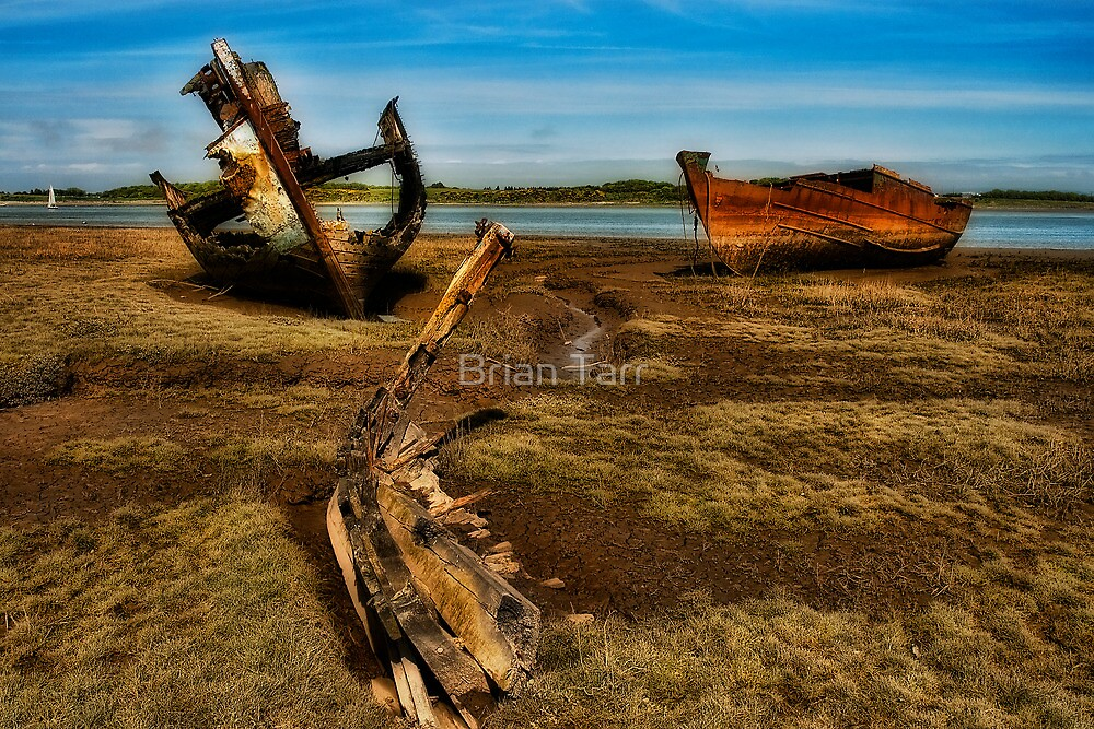 Fleetwood Wrecks by Brian Tarr