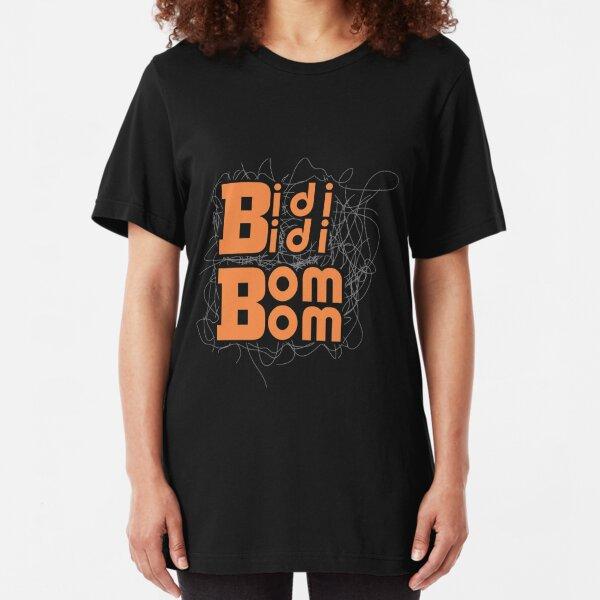 Camisetas Para Mujer Bidi Bidi Bom Bom Redbubble