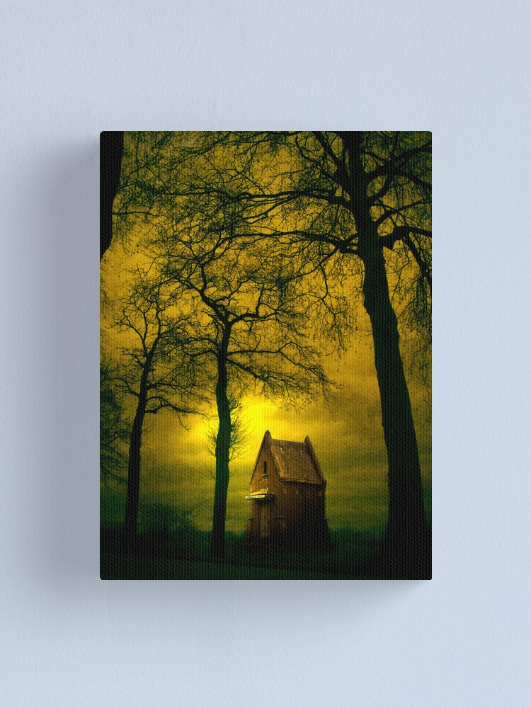 Alternate view of Fairytale 3 Canvas Print