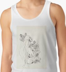 Marmor and roses Men's Tank Top