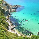 Emerald coast   by kindangel